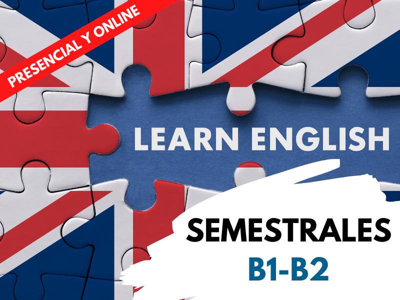 semestrales inglés b1-b2