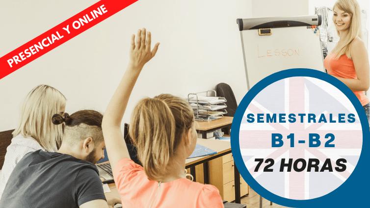 semestrales de inglés B1-B2