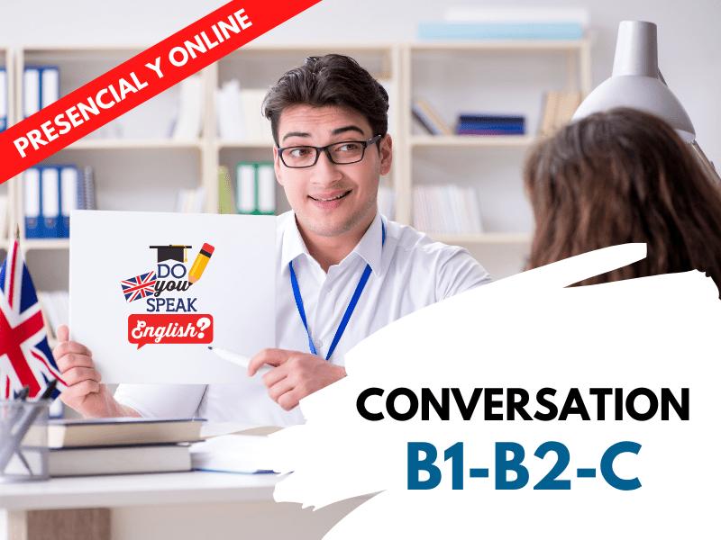CONVERSATION B1-B2-C